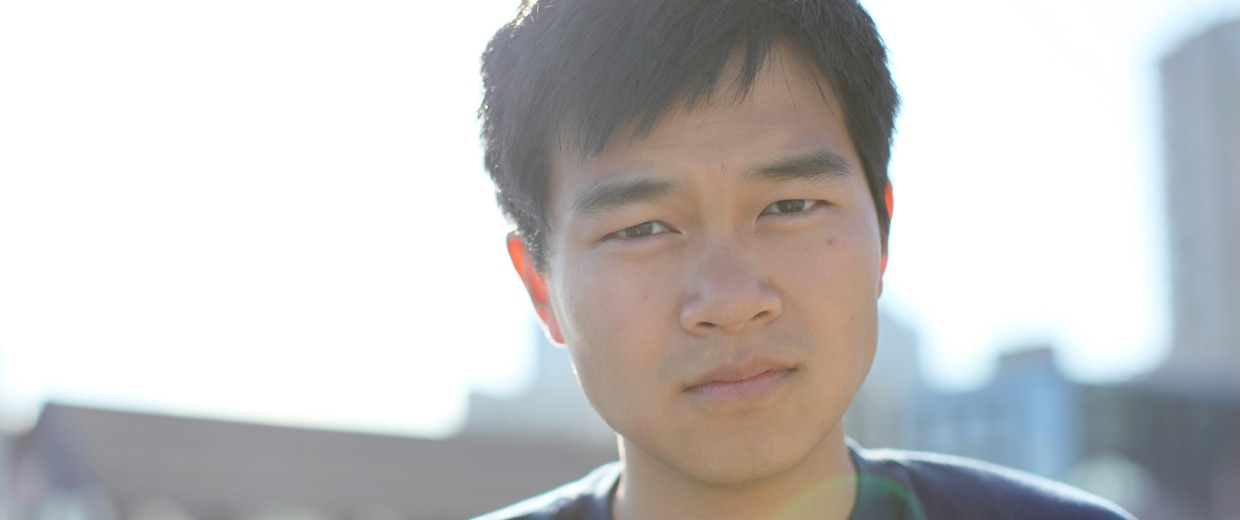 Tiny Care Bot creator Jonathan Sun wants you to take care.