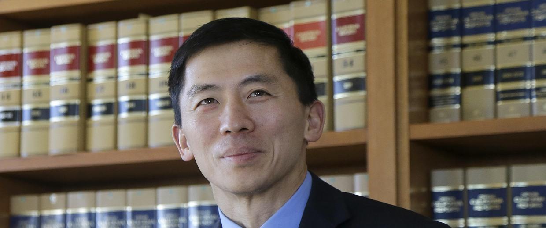 Image: California Supreme Court Justice Goodwin Liu