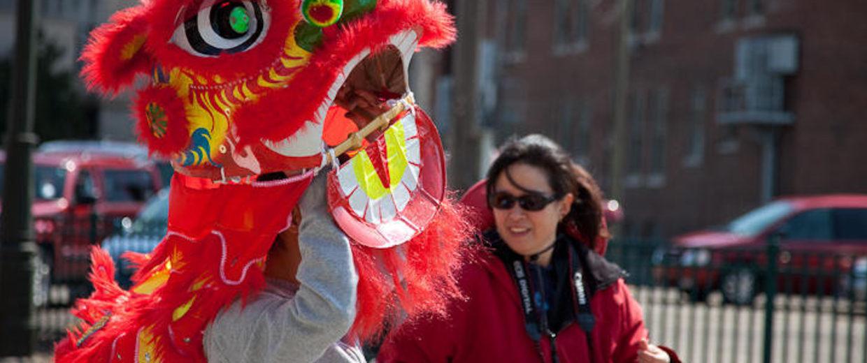 chinese new year celebration essay