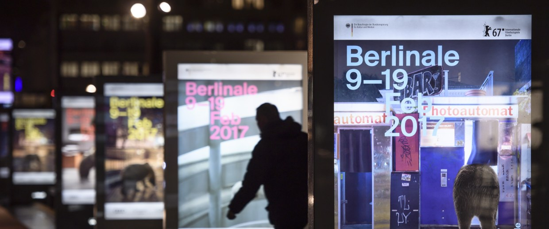 Image: Berlin International Film Festival preparations, Germany - 30 Jan 2017
