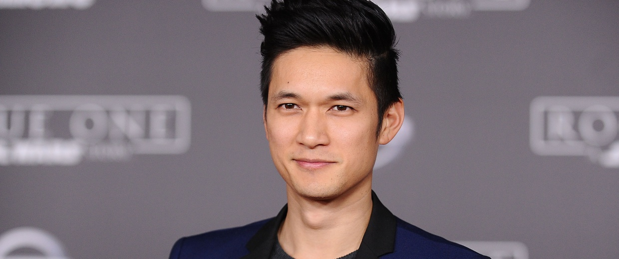 """Image: Actor Harry Shum Jr. attends the premiere of """"Rogue One: A Star Wars Story"""" at the Pantages Theatre on Dec. 10, 2016 in Hollywood, Calif."""