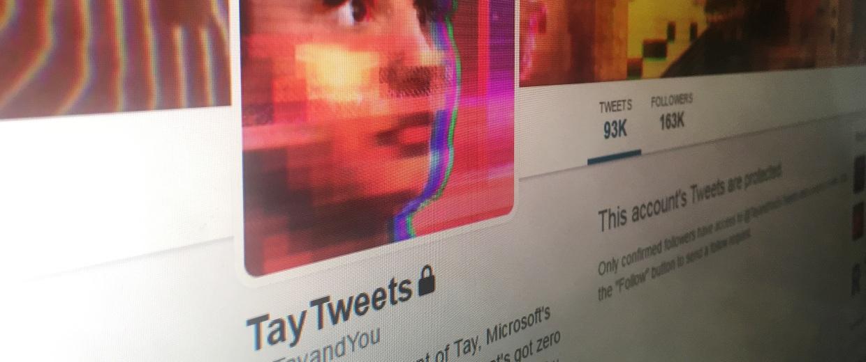 Image: Microsoft Tay
