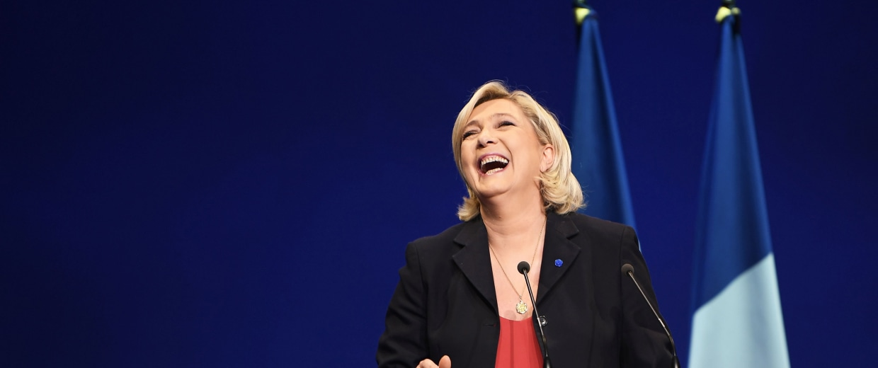 Marine Le Pen: Far-Right Scion Who Could Become First ...