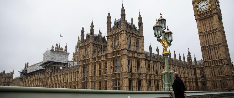 Image: The U.K. Houses of Parliament