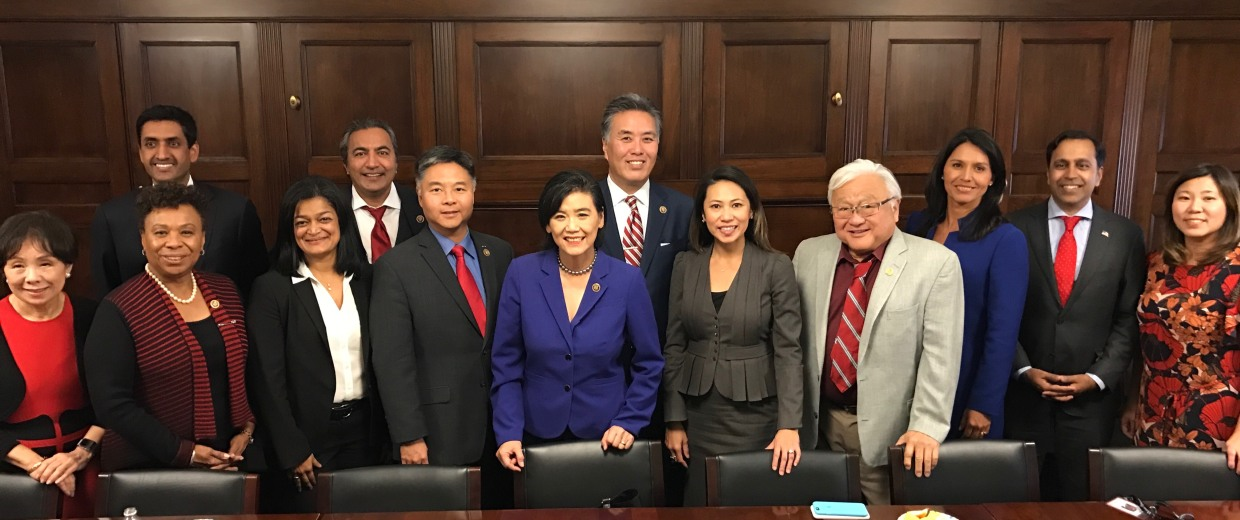 Congressional Asian Pacific American Caucus