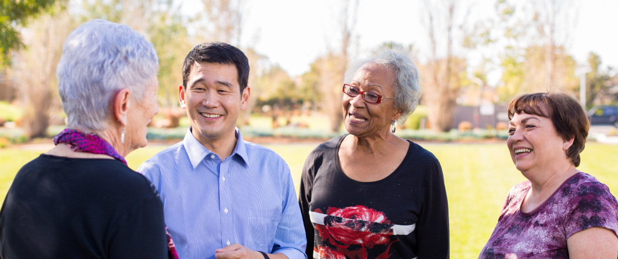 Image result for david min for congress