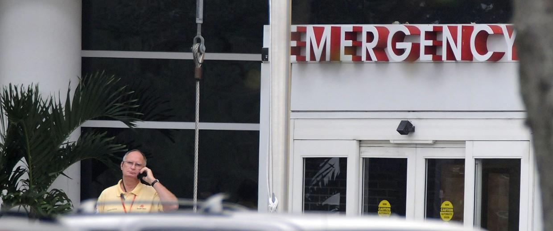 Image: Emergency room