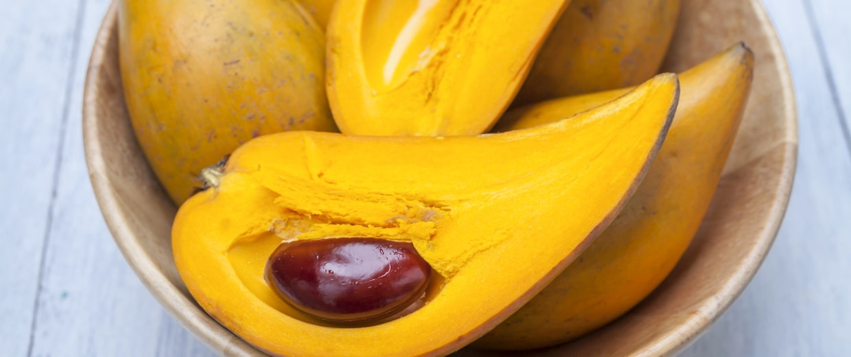 Image: Lucuma fruit