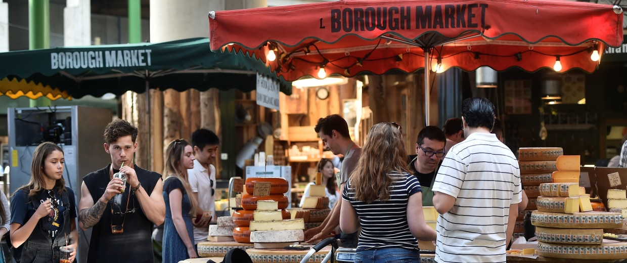 Image: Borough Market