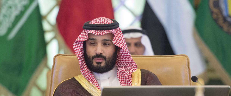 Image: Crown Prince Mohammed bin Salman