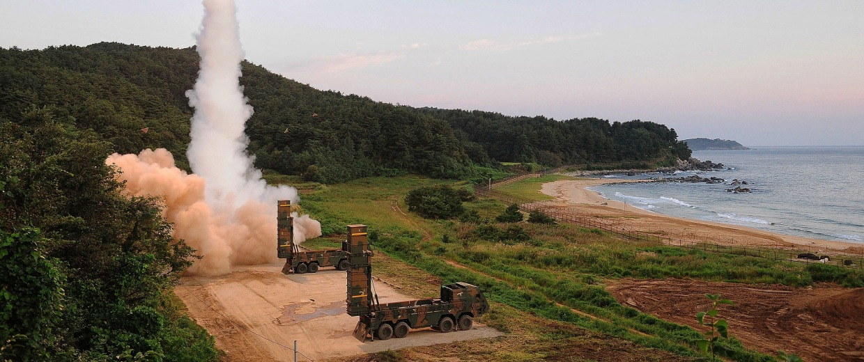 Image: South Korea Holds Ballistic Missile Drill