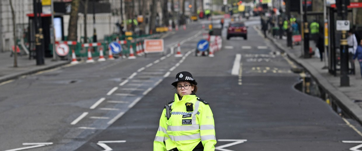 Image: London Recovers From Westminster Terrorist Attack