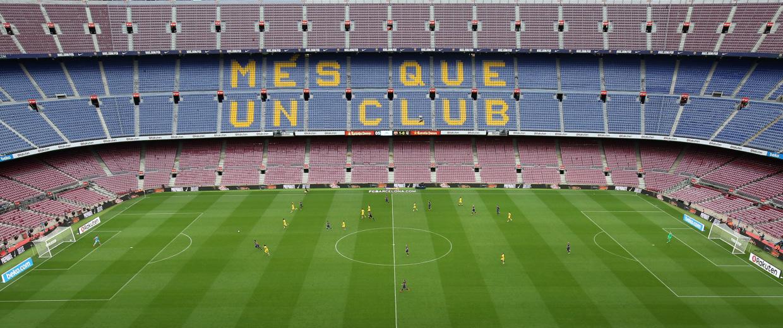 Image: FC Barcelona vs Las Palmas