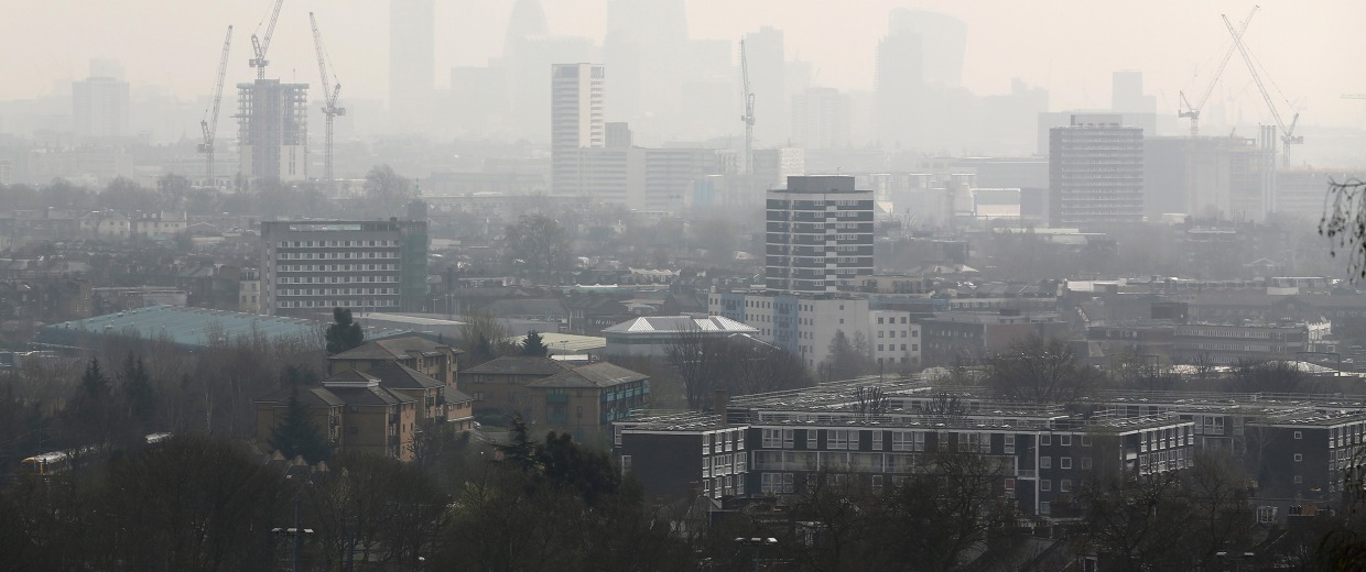 Image: Air Pollution in London