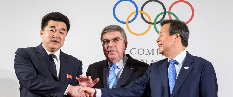 Image: 2018 Winter Olympics