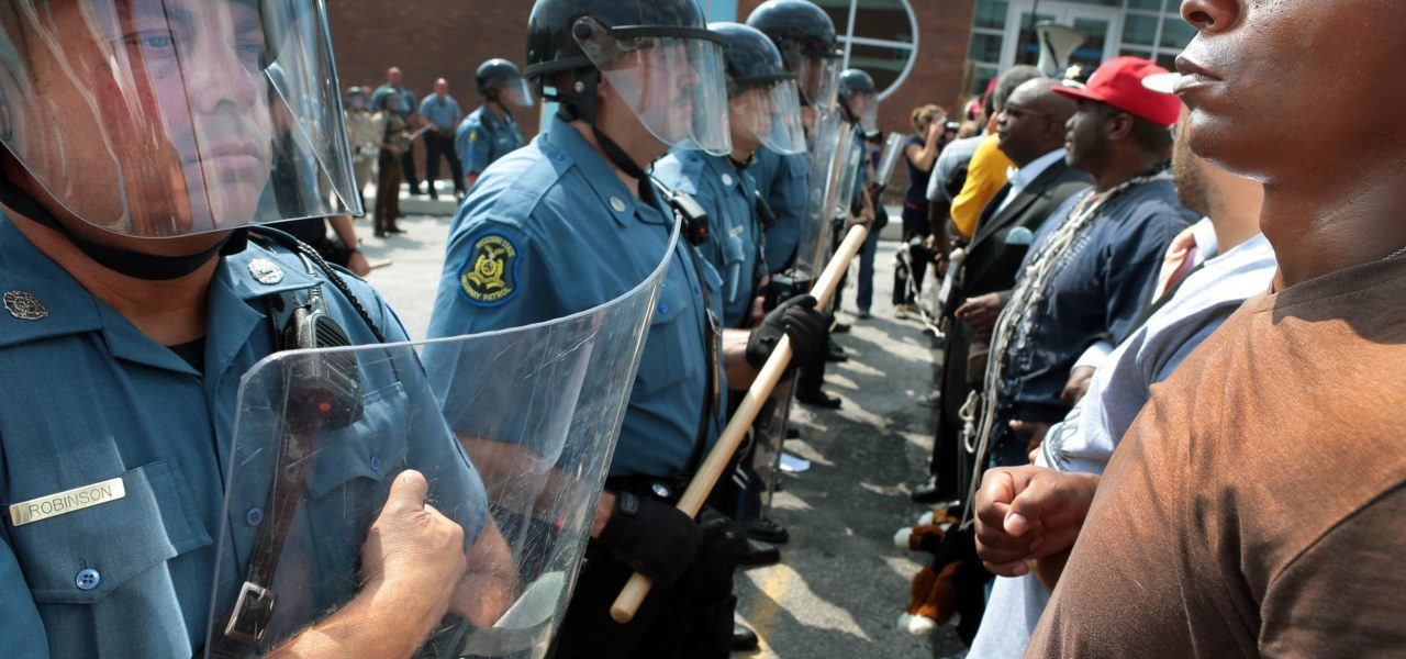 Ferguson: Chronicle of an insurrection thumbnail