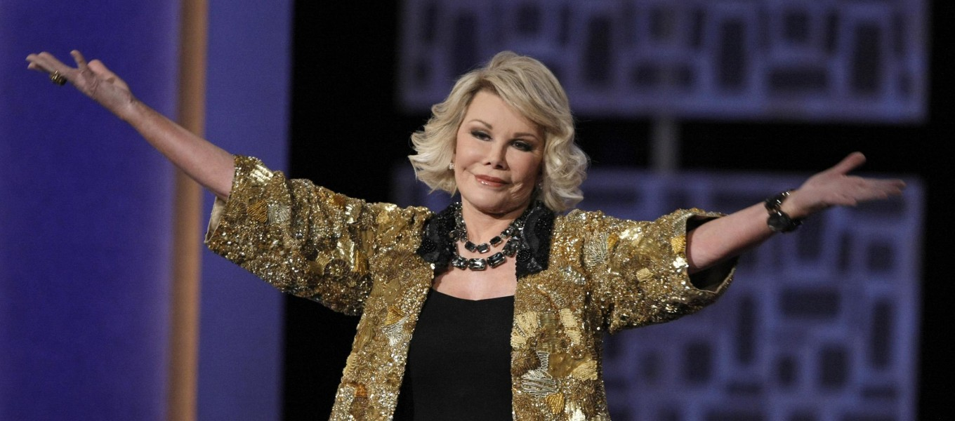 Joan Rivers - Photo: Dan Steinberg/AP