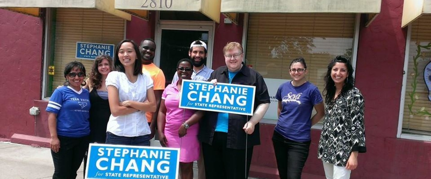 Stephanie Chang Is Poised to Make Political History in Michigan