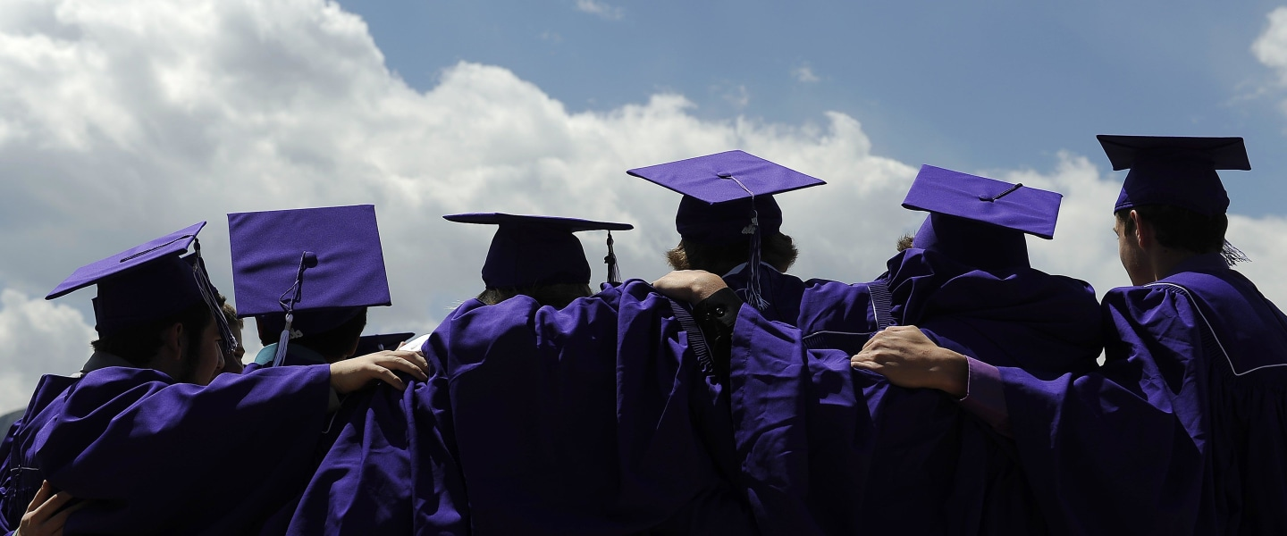 What's Behind the Falling Latino Dropout Rates?