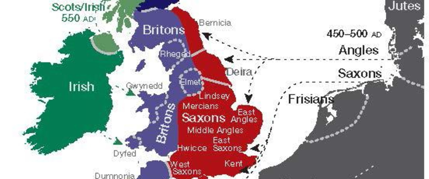 Map Of England 600 Ad.Jay Doubleyou Identity In The Uk