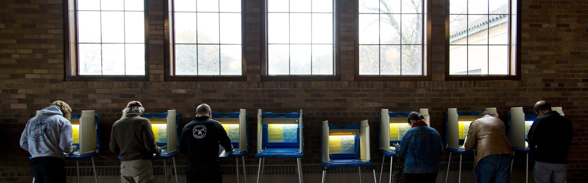 Image: BESTPIX Midterms Elections Held Across The U.S.