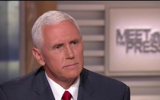 Pence: Tax Plan Could Increase Deficit 'Maybe in the Short Term'