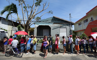 Puerto Rico Facing Humanitarian Crisis After Maria
