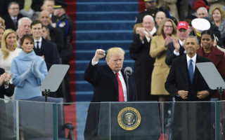 In Inaugural Address, Trump Pledges to Keep 'America First'