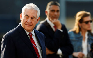 Rex Tillerson Tasked With Helping Soothe Tensions With Mexico