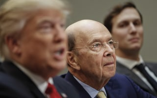 Should Trump Commerce Secretary Wilbur Ross Own a Shipping Firm?