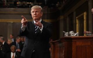 Donald Trump's First Speech to Congress: 12 Highlights at a Glance