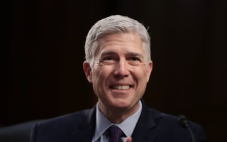 Democrats Accuse Gorsuch of Skirting Major Legal Questions at SCOTUS Confirmation