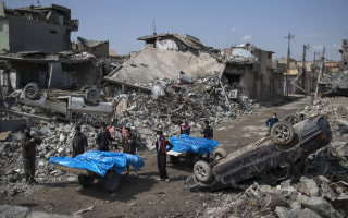 General Says U.S. 'Probably Had a Role' in Killing Mosul Civilians
