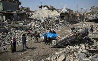 U.S. Airstrike Killed Over 100 Civilians in Mosul, Pentagon Says