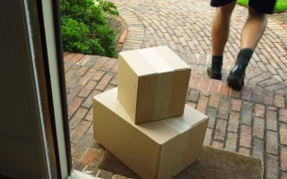 Police Use Technology to Catch Package-Stealing 'Porch Pirates'