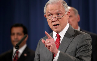 Sessions Says Trump Administration Has Tripled Number of Leak Probes