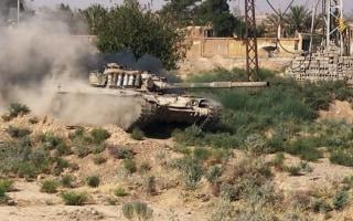 American ISIS Fighter in U.S. Custody After Surrender in Syria