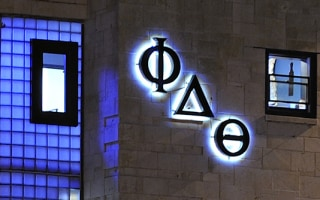 Phi Delta Theta Has Racked Up Suspensions for Alcohol, Hazing
