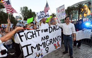 NBC/WSJ Poll: Majority Want DACA, but Trump Backers Oppose It