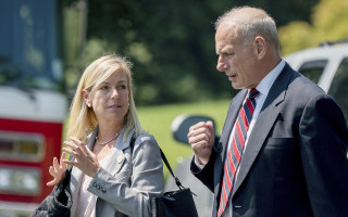 Trump Taps Kirstjen Nielsen for DHS Secretary