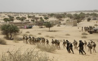 Pentagon Sends Team to Niger to Find Out What Happened