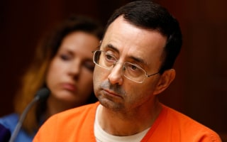Ex-Olympics doctor Larry Nassar pleads guilty to sex charges
