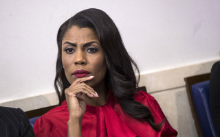 Omarosa Manigault Newman says she quit White House job, wasn't fired