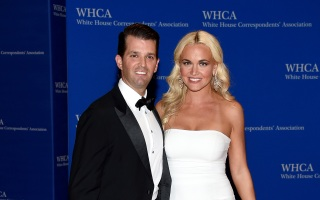 Angry note sent to Trump Jr. said, 'You are getting what you deserve'