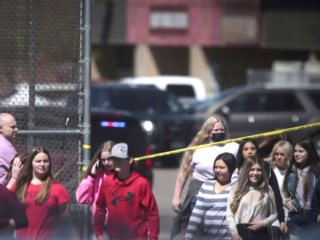 6th-grade girl shoots 3 at Idaho middle school before being disarmed