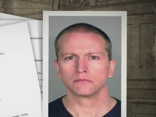 Derek Chauvin indicted on federal civil rights charges