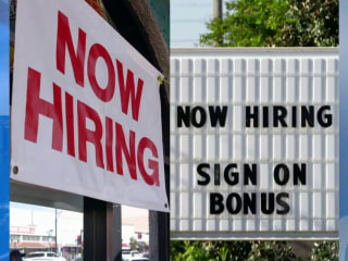 U.S. economy adds fewer jobs than expected in April