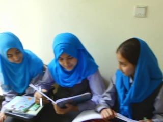 Children return to class in Kabul after deadly attack on girls' school