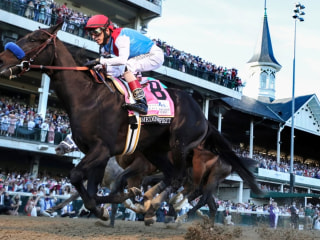 Kentucky Derby winner Medina Spirit cleared to race in the Preakness Stakes