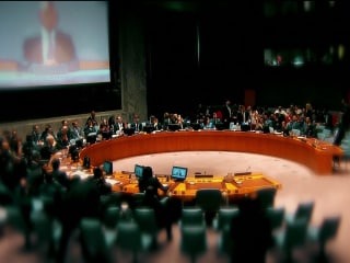 United Nations Security Council pushes for diplomacy